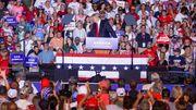 Trump empfiehlt Coronaimpfung – und wird von Fans ausgepfiffen
