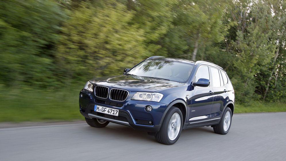 BMW X3 20d: Geduld zahlt sich aus