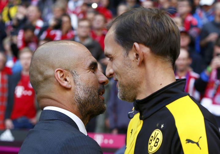 Guardiola versus Tuchel: Taktikhipster waren begeistert