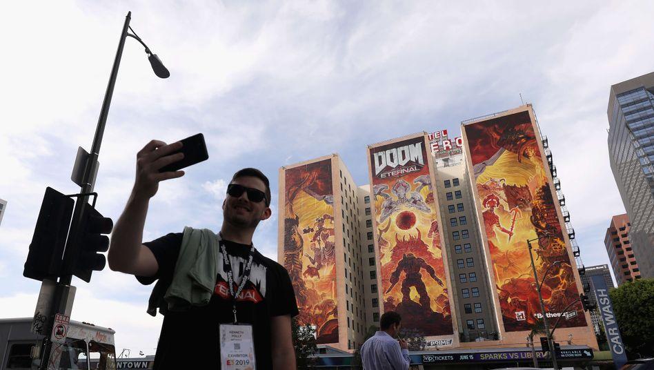 """Zenimax-Studios sind für Spiele wie """"Doom"""" oder """"The Elder Scrolls"""" verantwortlich"""