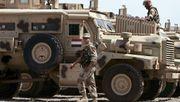 Raketen auf von USA genutzten Militärstützpunkt abgefeuert