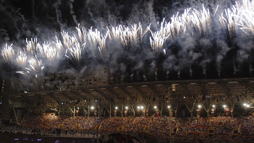 Deaflympics: Feurige Eröffnung, verbissene Duelle