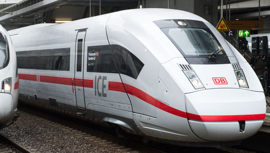 ICE 4: Neue Linie und mehr Highspeed-Züge ab 15. Dezember