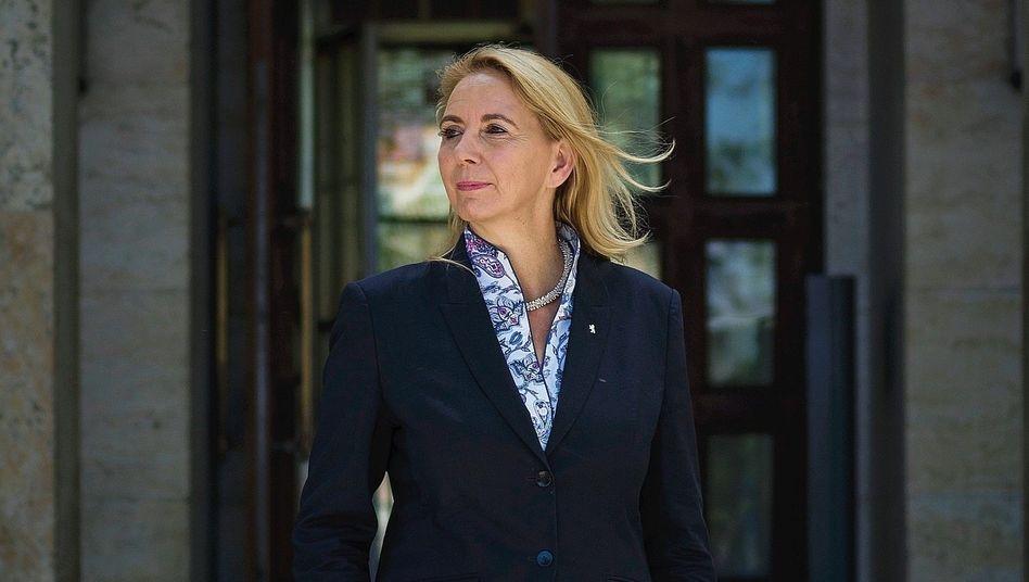 """Polizeipräsidentin Barbara Slowik:""""Ich traue mich überallhin"""""""