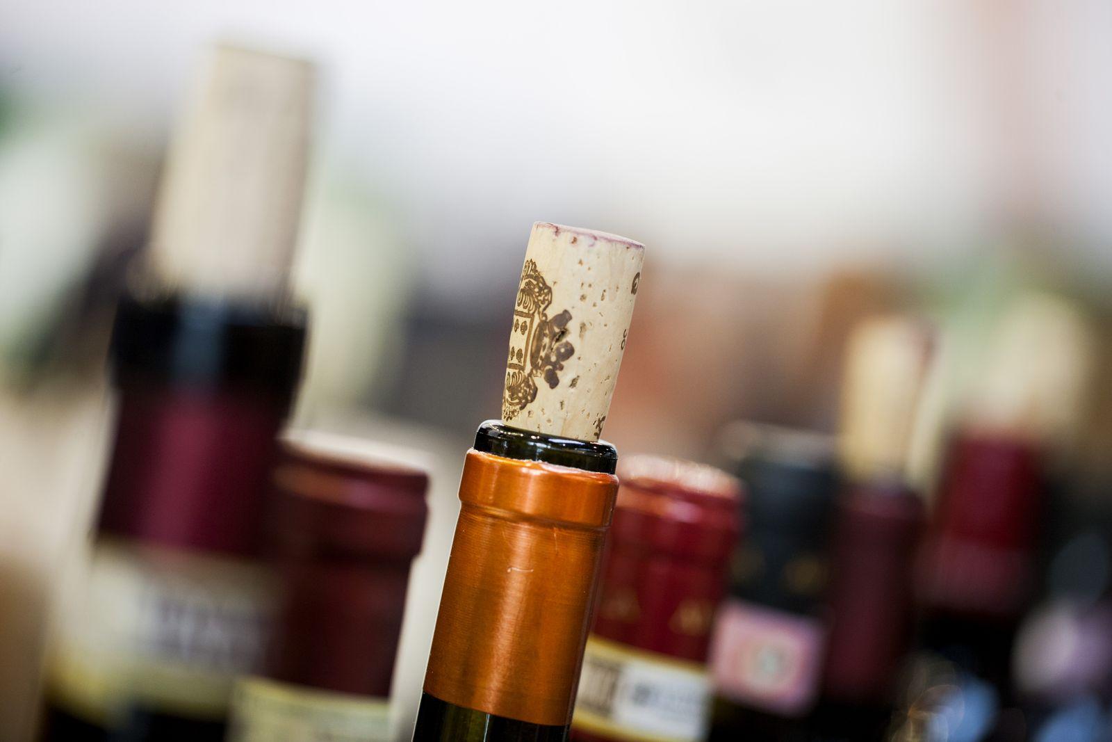 Wein / Korken