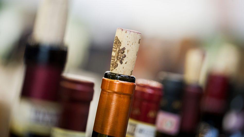 Wein: Cambridge lässt die Korken aus der Flasche