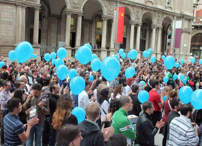 EINMALIGE VERWENDUNG PRO TEST Italia
