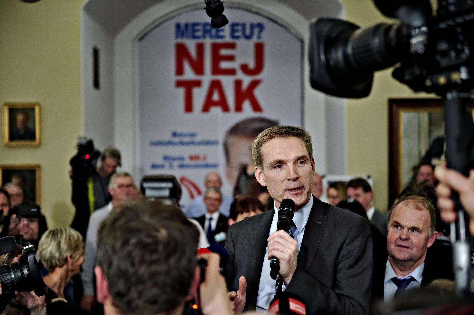 Kristian Thulesen Dahl / Dänemark