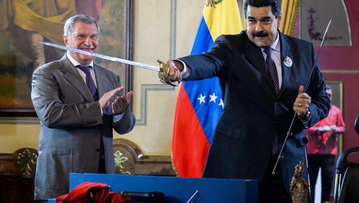 Venezuela und Russland: Bündnis ums Öl