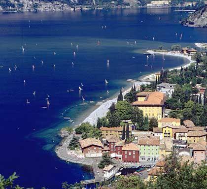 Torbole: Der Gardasee ist für viele immer noch der Inbegriff von Urlaub