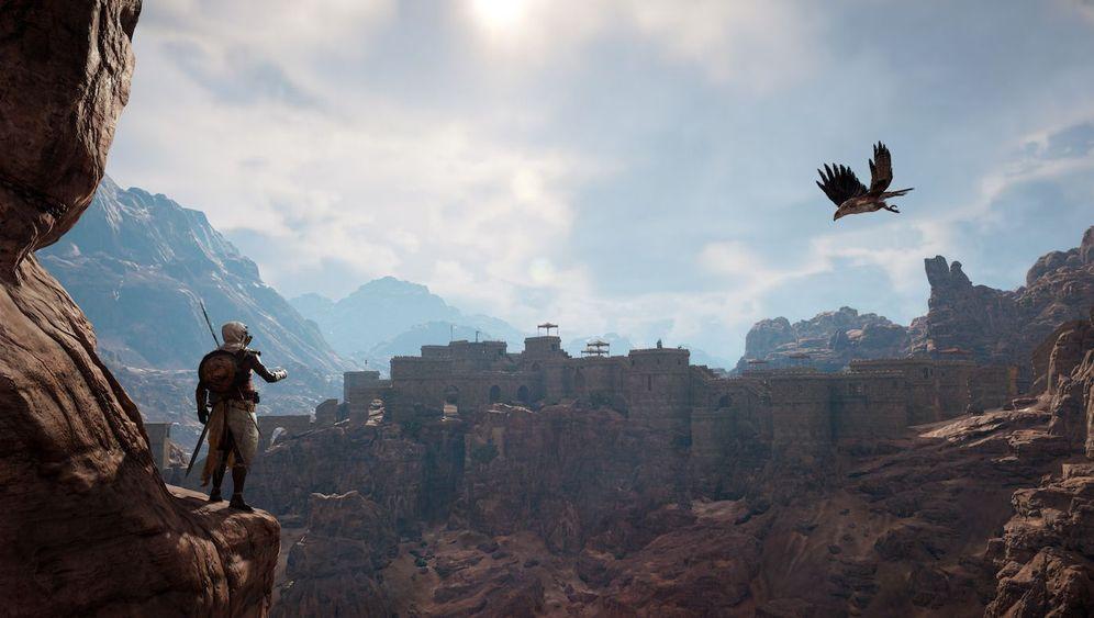 """""""Assassin's Creed Origins"""": Vorwärts in die Vergangenheit"""