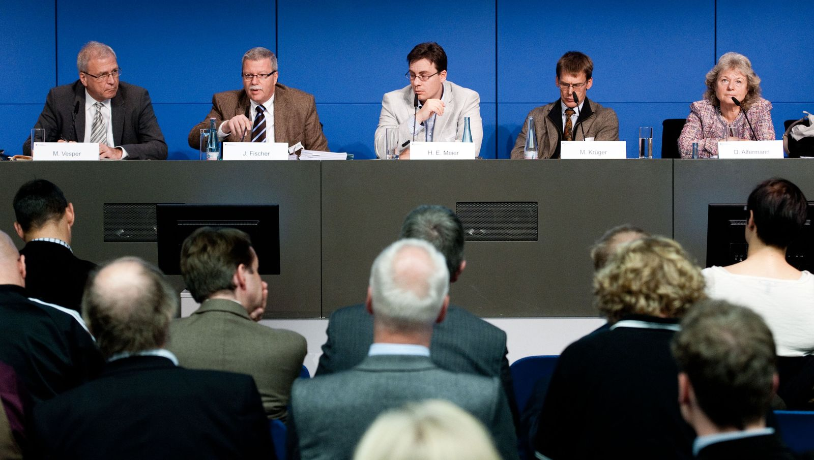 Symposium über Doping in Deutschland