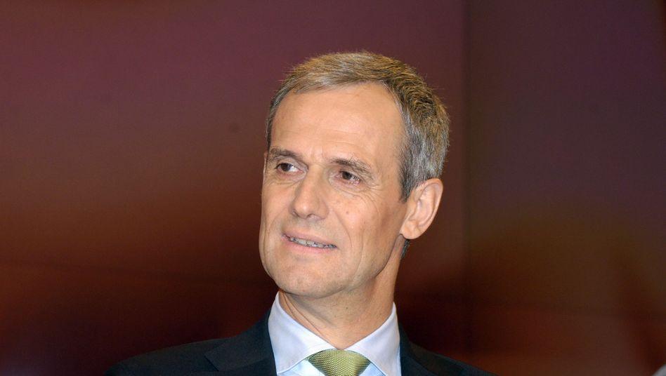 Ex-BayernLB-Chef Kemmer: Er ist heute Geschäftsführer des Bankenverbandes