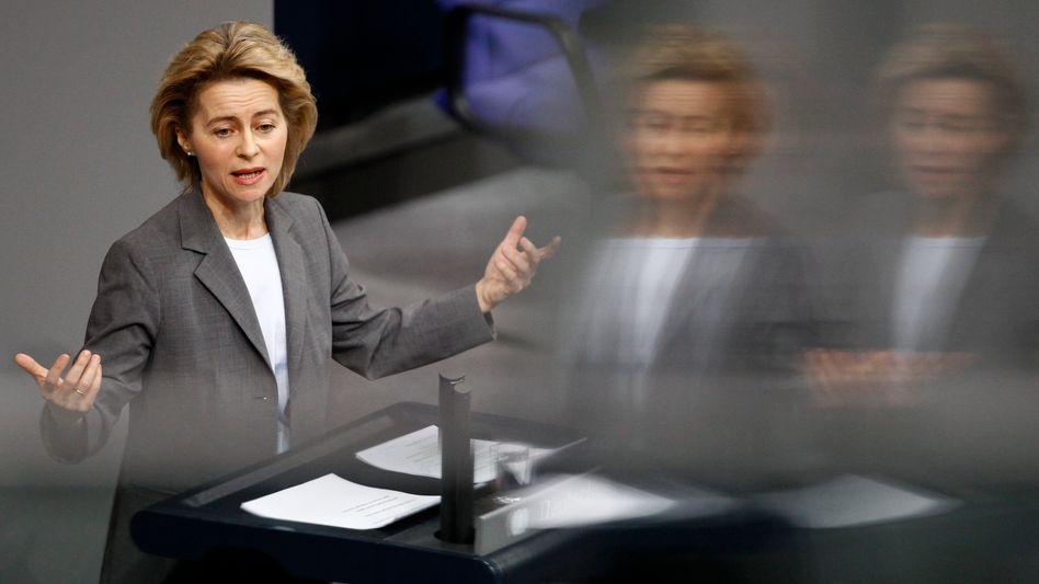 Arbeitsministerin von der Leyen: Schwierige Suche nach dem Kompromiss