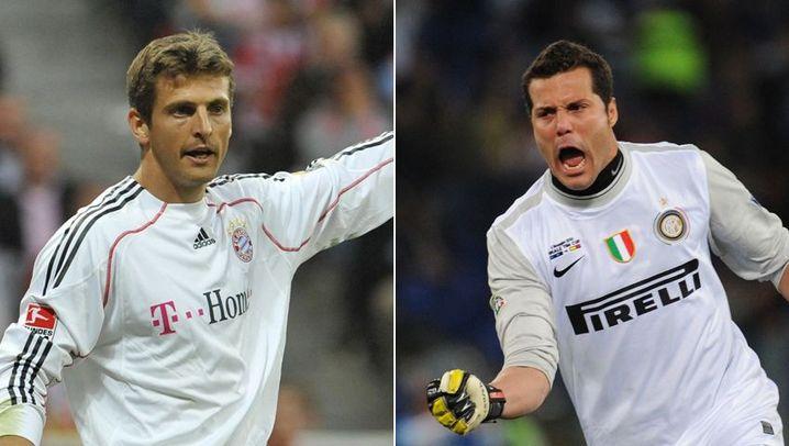 Finale in Madrid: Bayern und Inter im direkten Vergleich