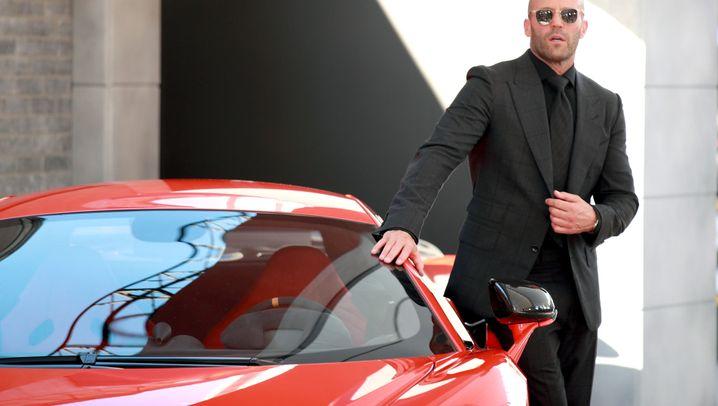 Jason Statham: Vater und Actionstar