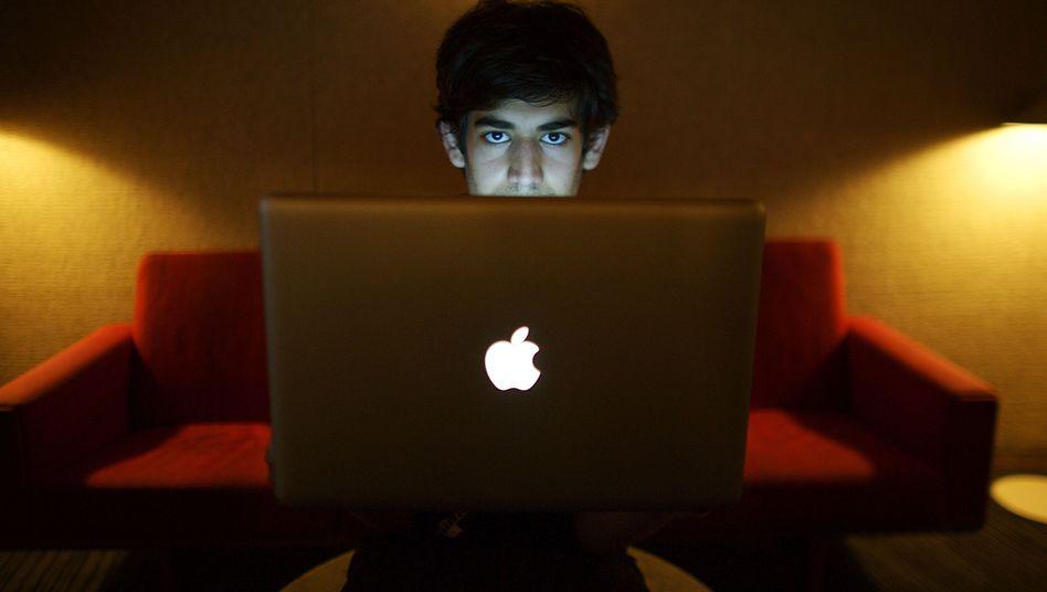 Internet-Aktivist Aaron Swartz: Im Alter von 26 Jahren nahm er sich das Leben