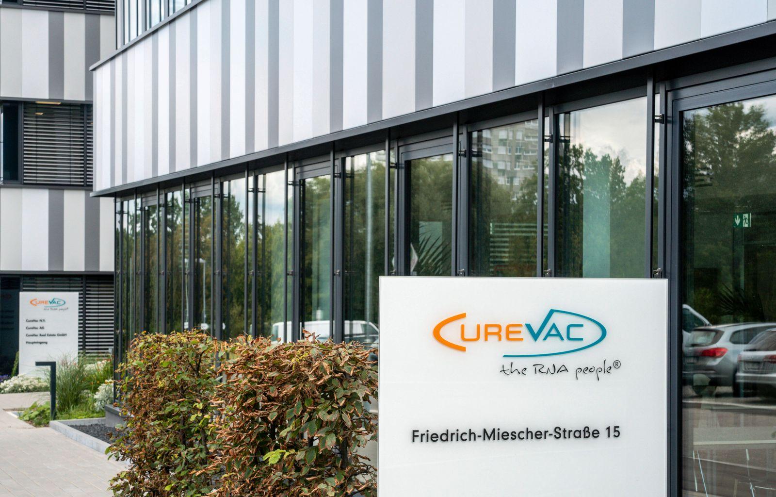 CureVac GmbH im Technologiepark T¸bingen-Reutlingen, CureVac GmbH im Technologiepark T¸bingen-Reutlingen, Gr¸nderzentrum