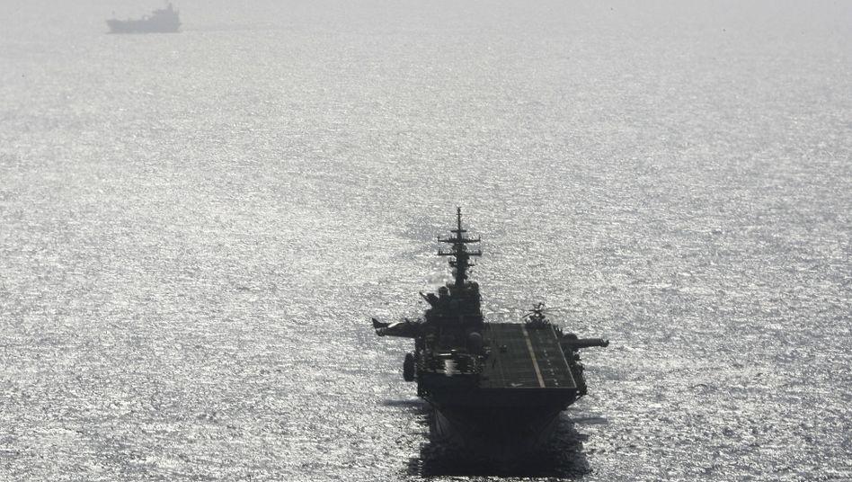 """USS """"Boxer"""": Im Mittelpunkt einer weiteren Eskalation zwischen Iran und den USA"""