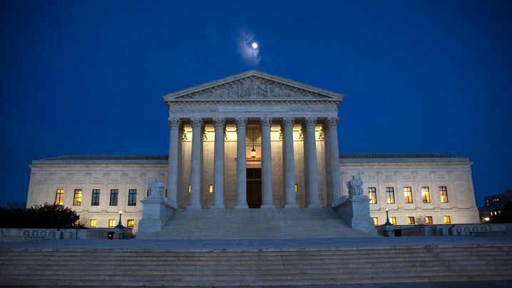 Oberster US-Gerichtshof: Castingshow für die Justiz