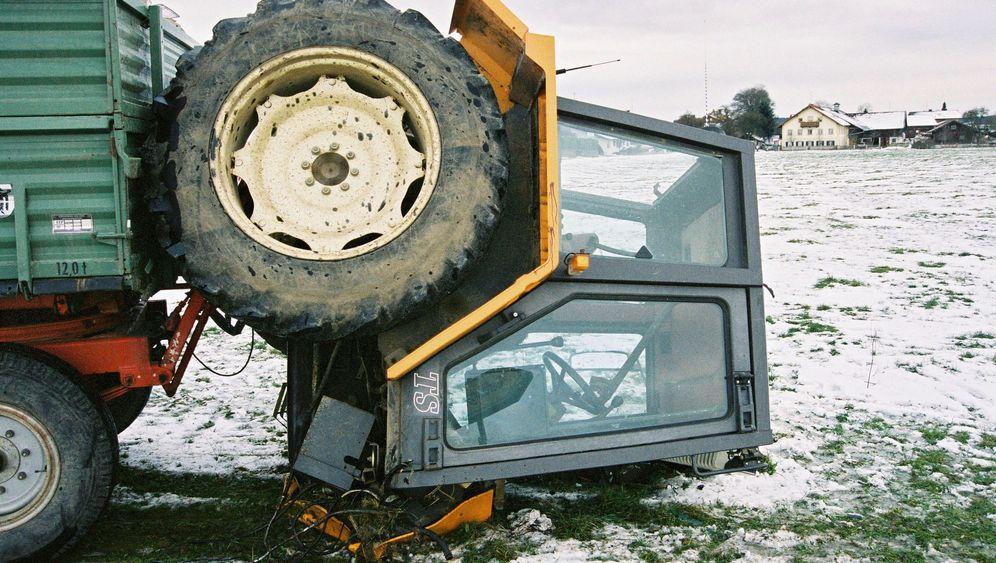Spektakuläre Unfallfotos: 111 Unglücksmomente