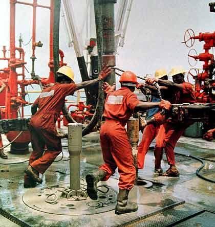 """Ölförderung in Nigeria: """"Streik von unbestimmter Dauer"""""""