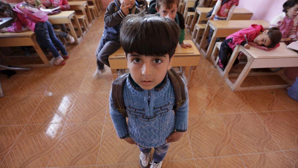 Syrien: Fünf Jahre Kind