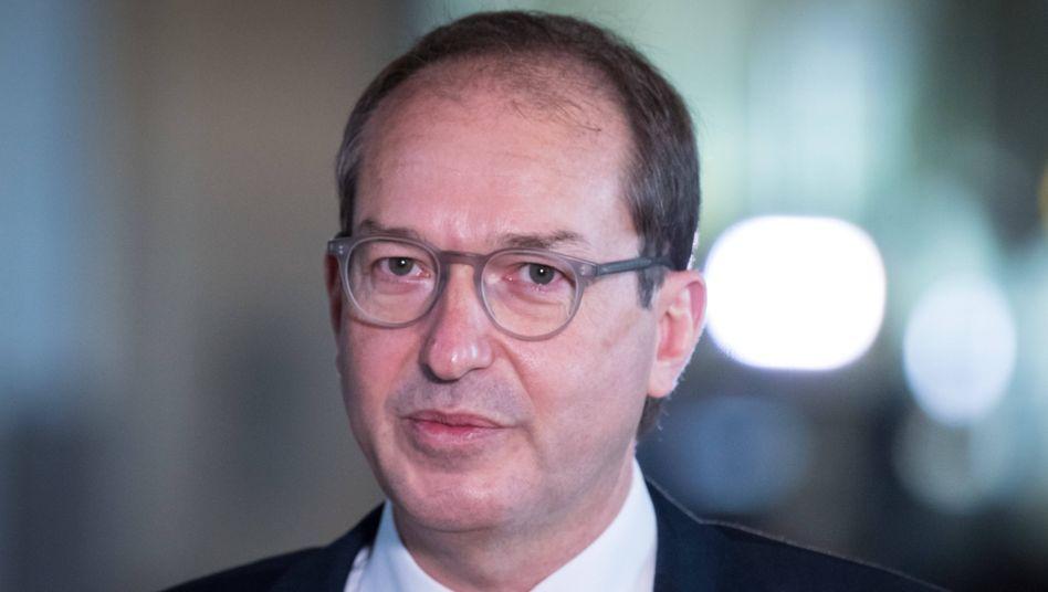 CSU-Landesgruppenchef Dobrindt: Anhebung auf 45 Euro bereits zwei Jahre früher