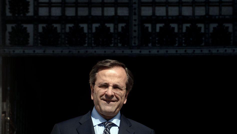 Greek Prime Minister Antonis Samaras told Germany's Bild newspaper that Athens needs more time.