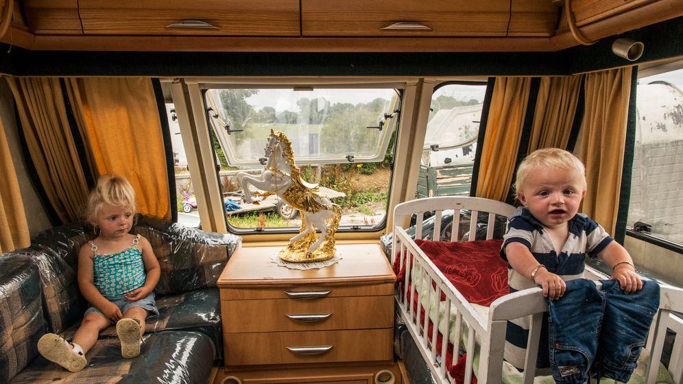 Leben am Straßenrand: Traveller-Familien in Irland
