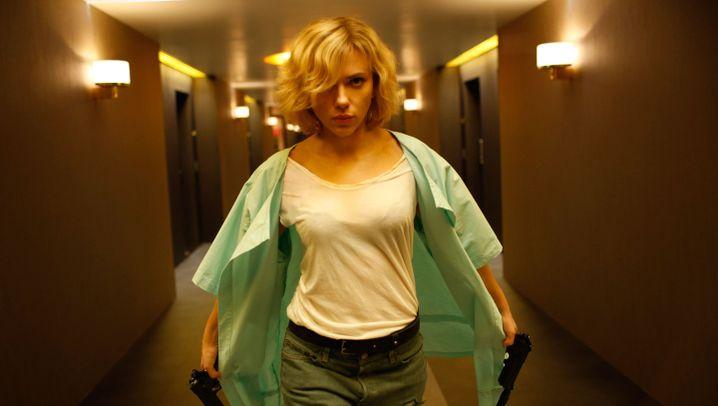 """Action-Film """"Lucy"""": Scarlett, das Superweib"""