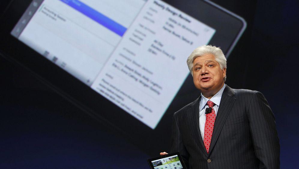 Blackberry-Tablet: RIM stellt das Playbook vor
