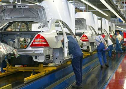 C-Klasse-Produktion: Fabrik am Rande Pekings geplant
