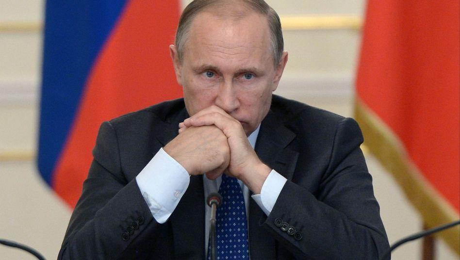 Russlands Staatschef Putin: Beliebt in wenigen Entwicklungsländern