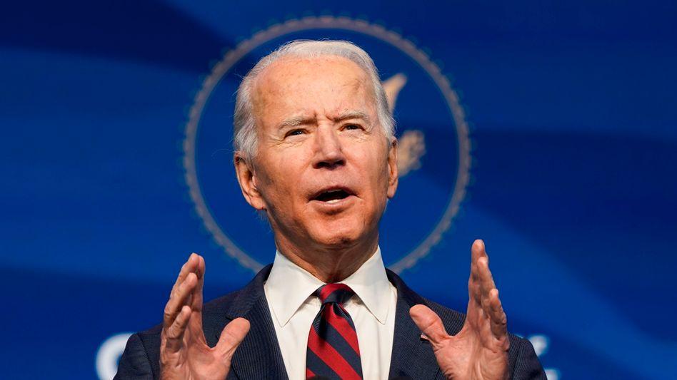 US-Präsident Biden: Neue Emissionsziele vorgelegt