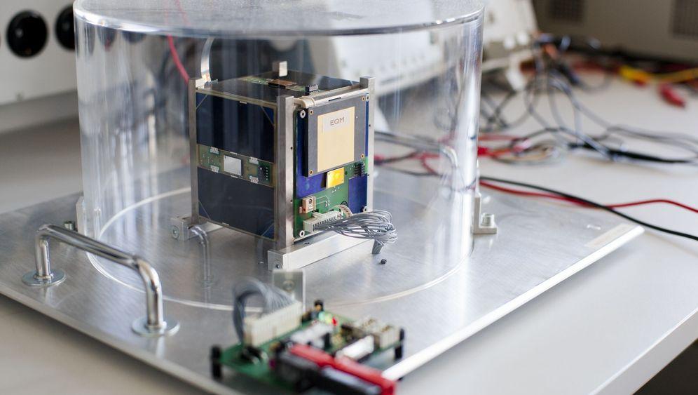 Günstiges fürs All: Studenten entwickeln Billig-Satelliten