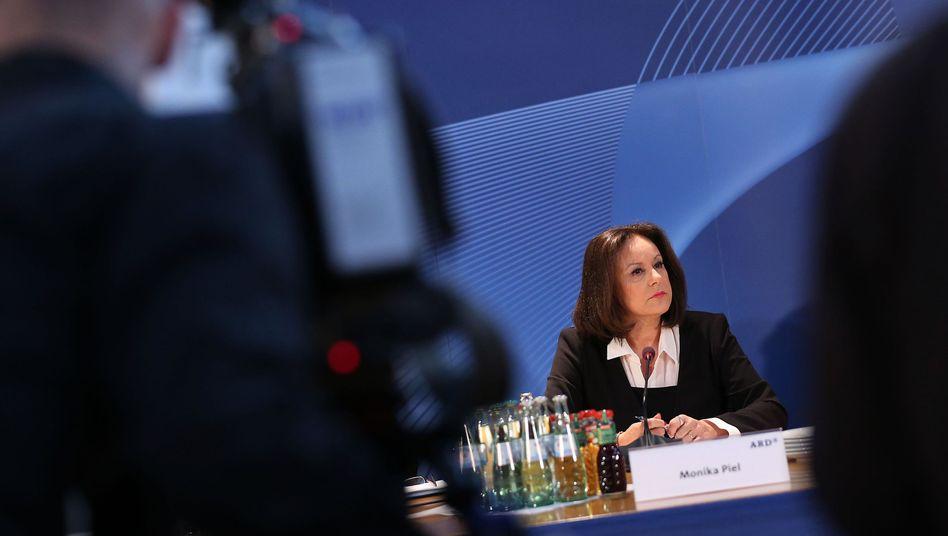 Monika Piel in Köln: Jahrzehnte beim WDR