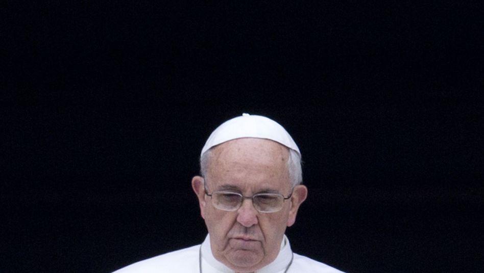 Papst Franziskus: Klares Urteil über historische Verbrechen
