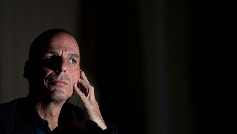 """Finanzminister Varoufakis: """"Kurz vor dem Herzstillstand"""""""