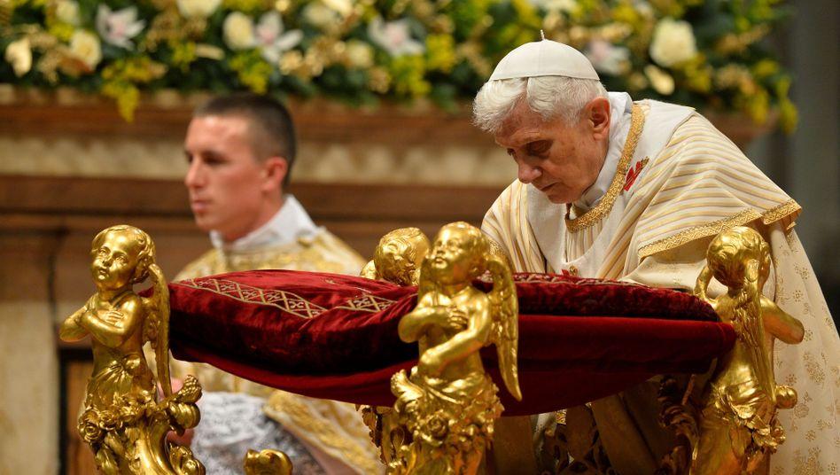 palast früherer päpste in rom