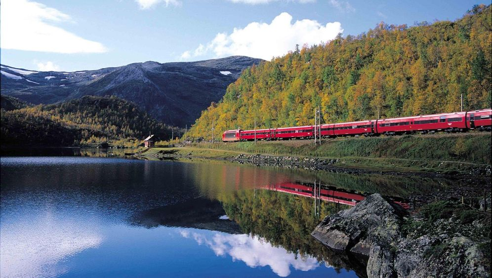 Bahnerlebnisse in Europa: Gipfelsturm im Salonwagen