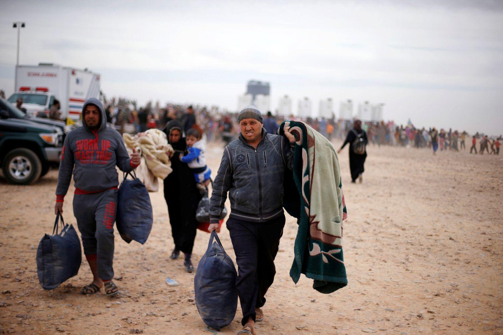 Syrische Flüchtlinge/Jordanien