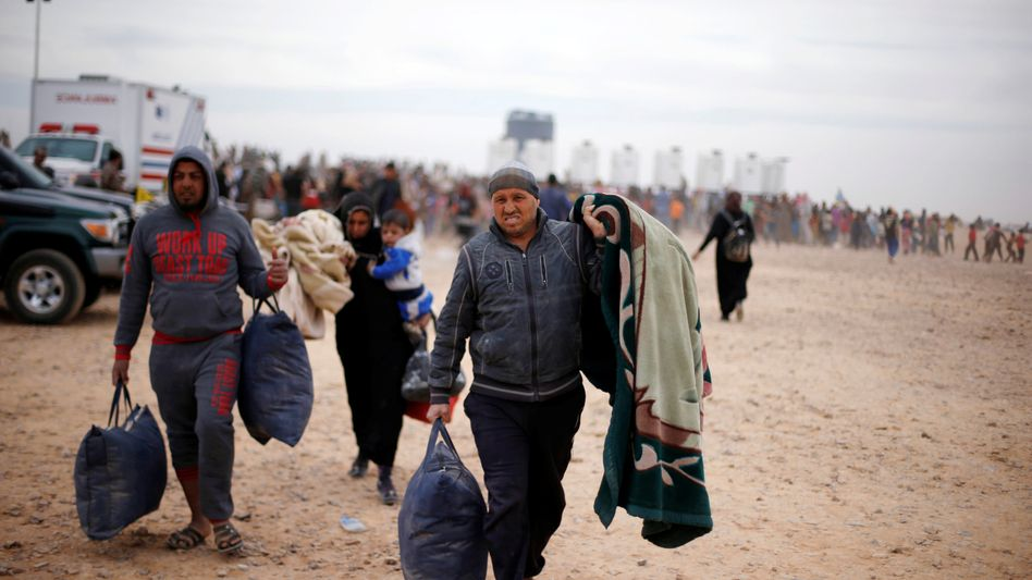 Syrische Flüchtlinge in Jordanien