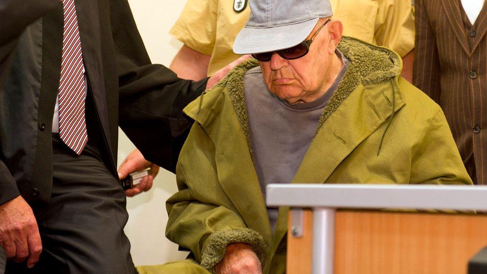 Photo Gallery: John Demjanjuk Sentenced to Five Years