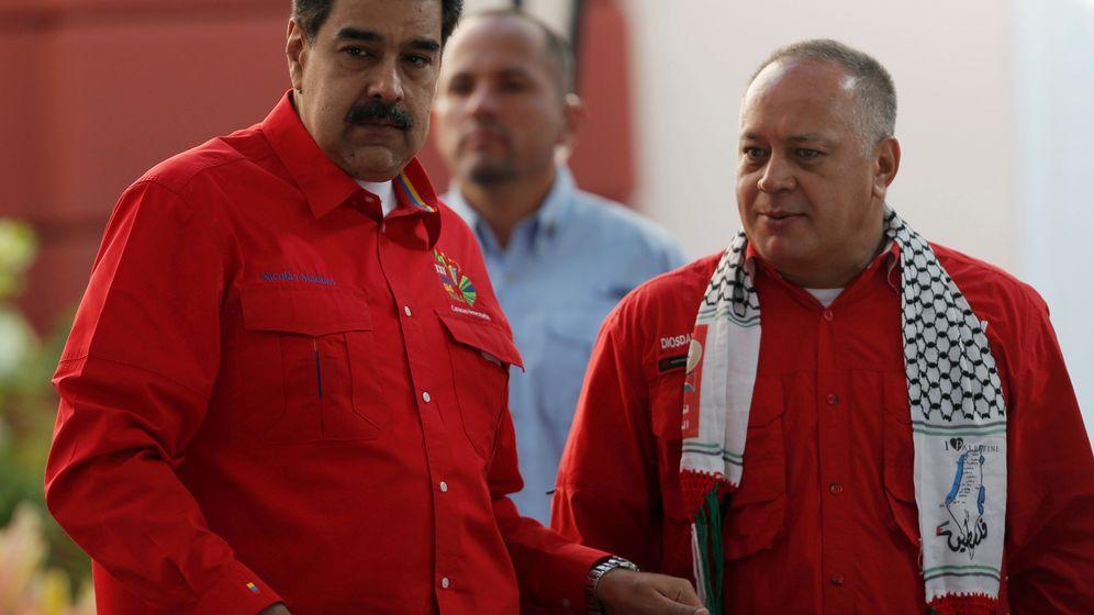 Venezuela: Der Machthaber und sein Adlatus