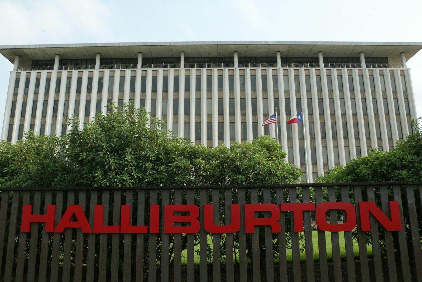 Halliburton / Öl / Mexiko