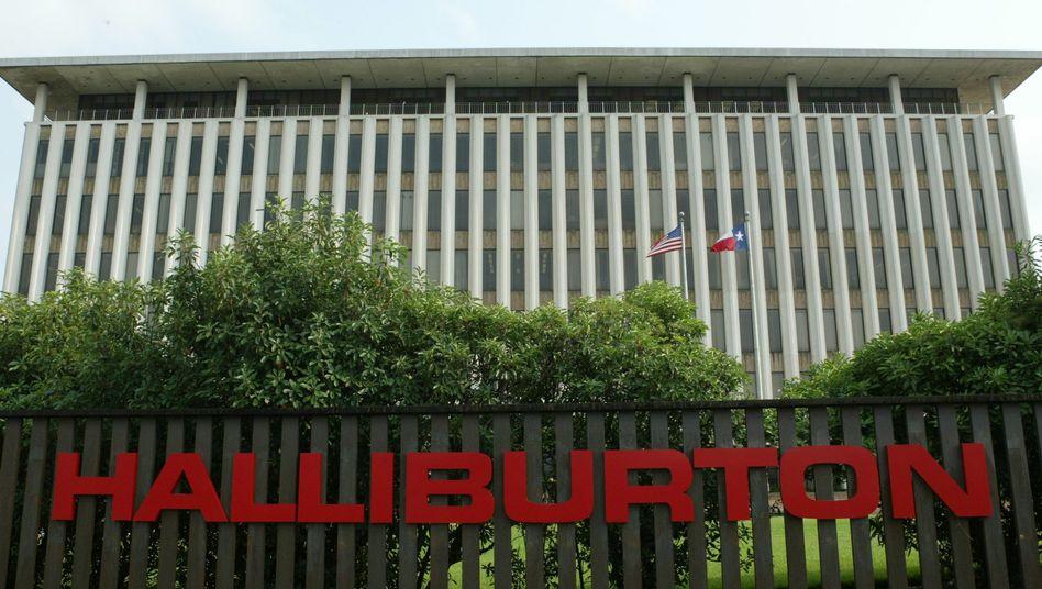 Halliburton-Hauptsitz in Houston: Kaum für Ölpest belangt