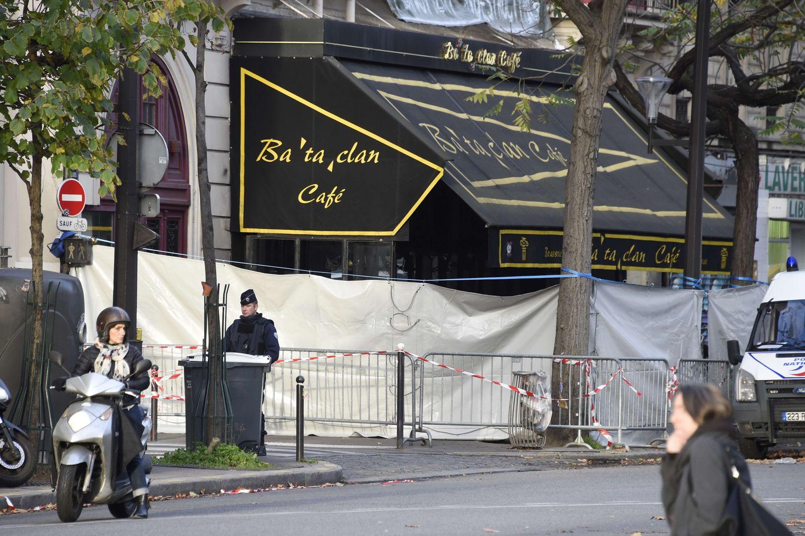 Bataclan/Paris