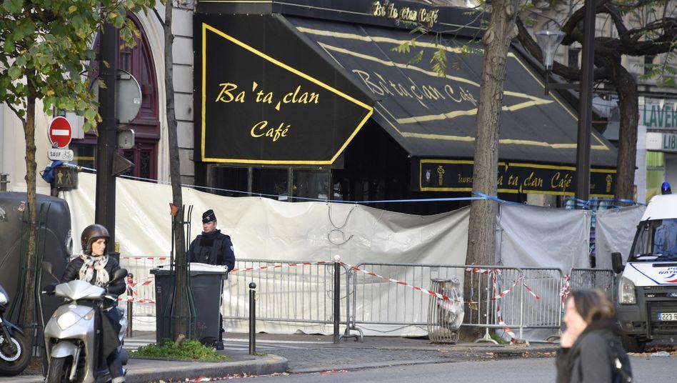 """Konzerthalle Bataclan in Paris: """"Als wir eintrafen, hörten wir keinen einzigen Schuss"""""""