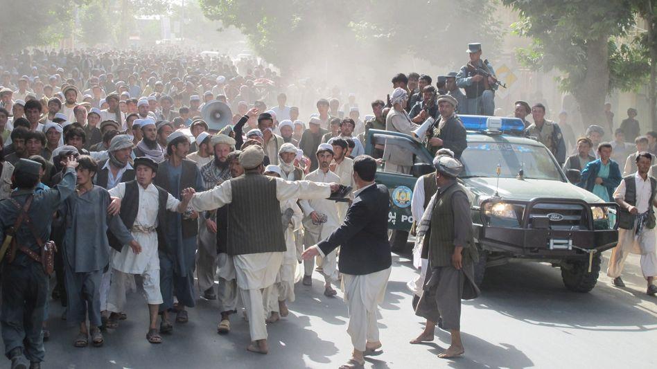 Tödlicher Zwischenfall in Talokan: Taliban sollen Angriff auf Bundeswehrprovoziert haben